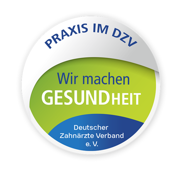 Button Praxis im DZV