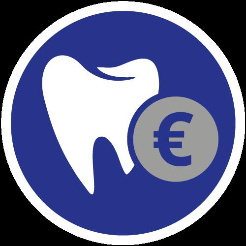 Icon Finanzierung, Zahnarzt Dr. med. dent. Jürgen Voigt